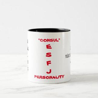 Taza de la personalidad de ESFJ