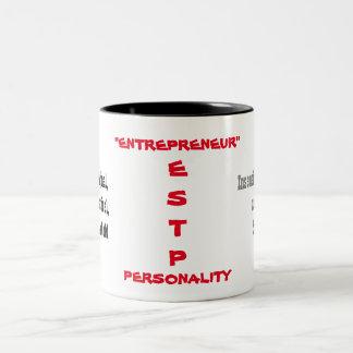 Taza de la personalidad de ESTP