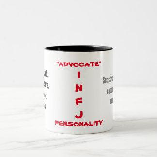 Taza de la personalidad de INFJ