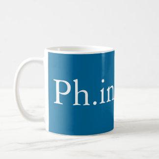 Taza de la realización de Ph.inishe.D PhD