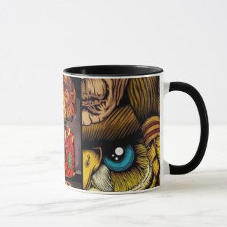 Taza de la rotura de Coffe