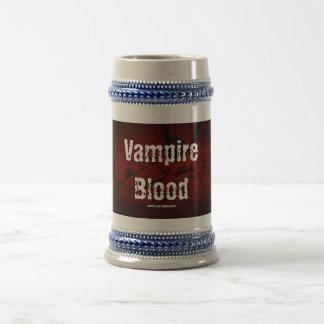 Taza de la sangre del vampiro