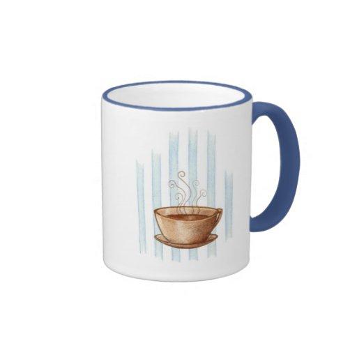 Taza de la taza de caf zazzle for Tazas cafeteria