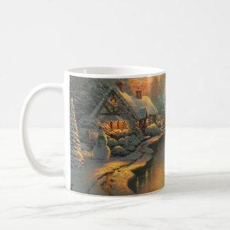 Taza de la taza de té de la leche del café del