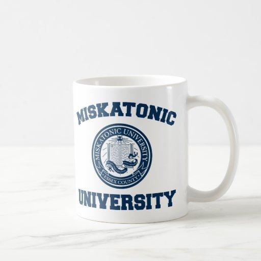 Taza de la universidad de Miskatonic
