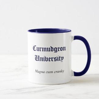 Taza de la universidad del avaro