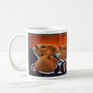 """Taza de las ampollas """"el club del Capybara… """""""
