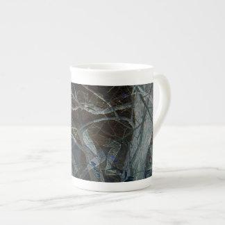 Taza de las dríadas taza de porcelana