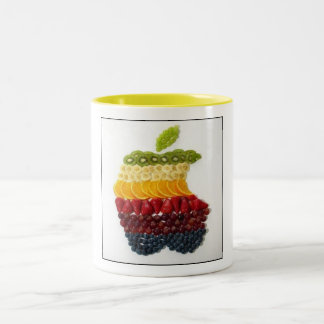 Taza de las frutas