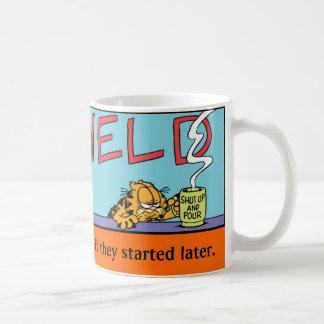 Taza de las mañanas de Garfield Logobox