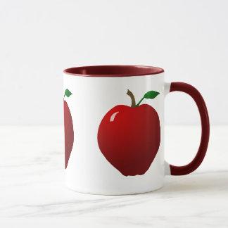 Taza de las manzanas