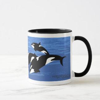 Taza de las orcas