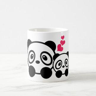 Taza de las pandas