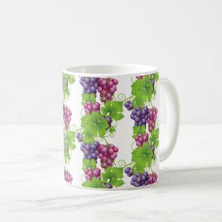 Taza de las uvas
