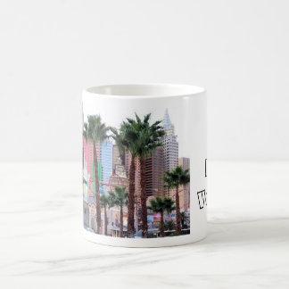 Taza de Las Vegas del amor del horizonte I de