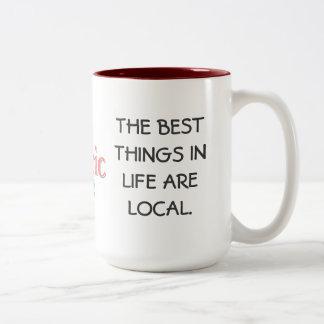 Taza de LocalCentric