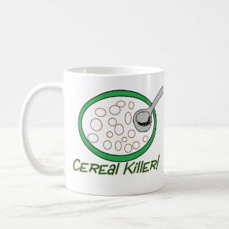 taza de los amantes del cereal