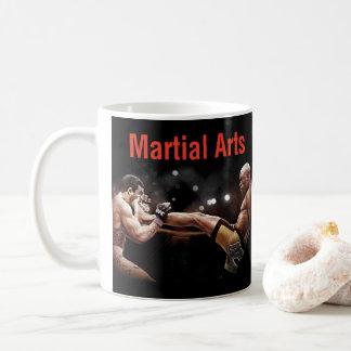 Taza de los artes marciales