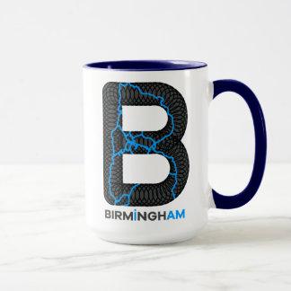Taza de los canales de Birmingham
