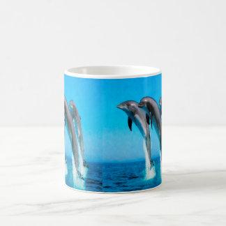 Taza de los delfínes