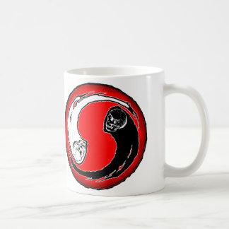 Taza de LosMoyas Yin Yang Coffe
