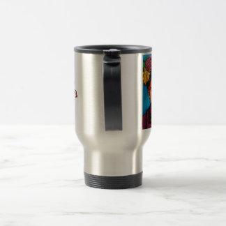 Taza de lujo del viaje del café de Frida