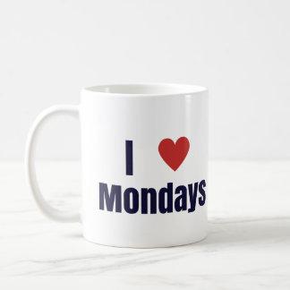Taza de lunes del corazón I