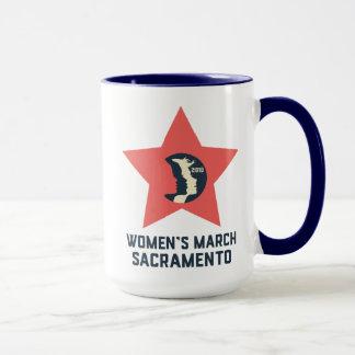Taza de marzo Sacramento de las mujeres