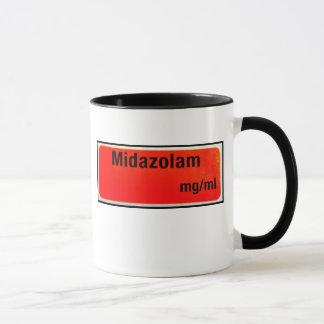 TAZA DE MIDAZOLAM