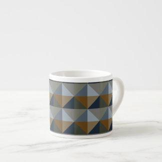Taza de moda moderna del café express del