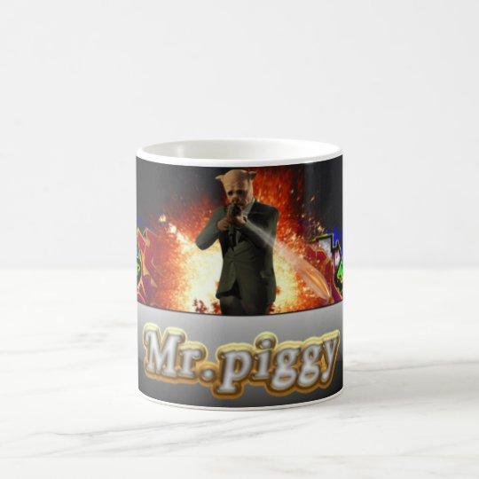 Taza de Mr.piggy