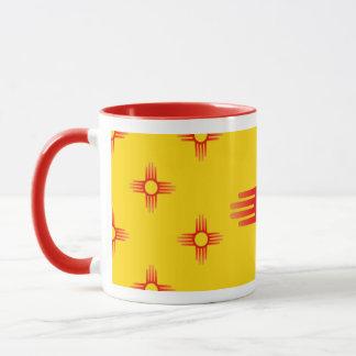 Taza de New México Zia Sun