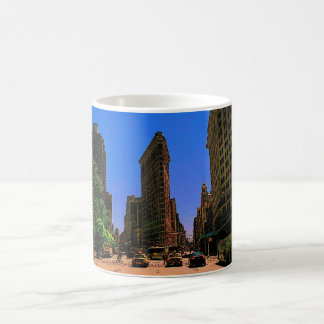 Taza de New York City (Flatiron)