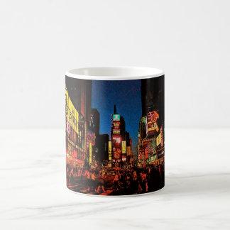 Taza de New York City (neón)