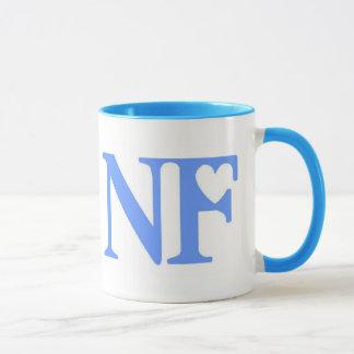 taza de NF Inc.