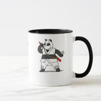 Taza de Ninja de la panda