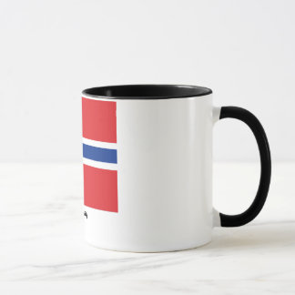 Taza de Noruega