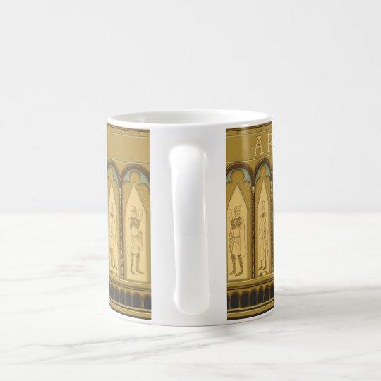 Taza de oro de la cáliz