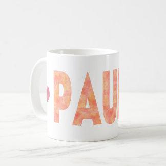 Taza de Paula