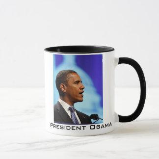 Taza de presidente Obama