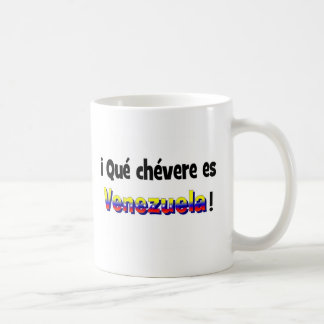 Taza de Que Chevere es Venezuela