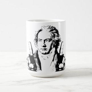 Taza de Rockin Beethoven