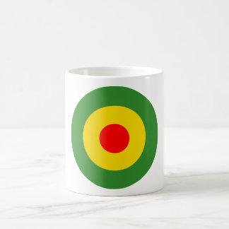 Taza de Roundel del reggae