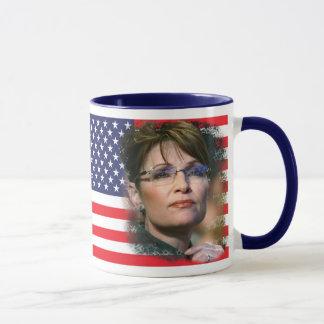 Taza de Sarah Palin del gobernador