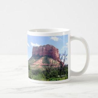 Taza de Sedona de la roca de Bell
