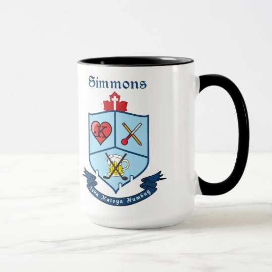 Taza de Simmons