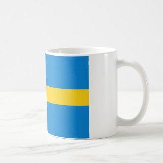 Taza de Suecia
