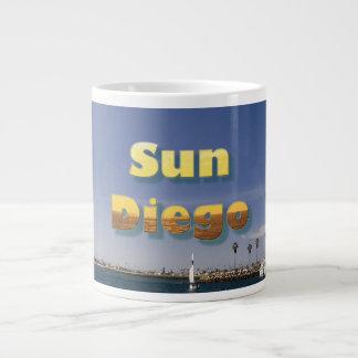 Taza de Sun Diego