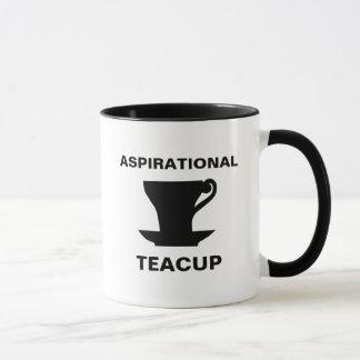 Taza de té Aspirational
