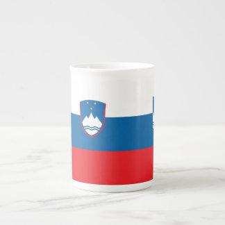 Taza De Té Bandera de Eslovenia